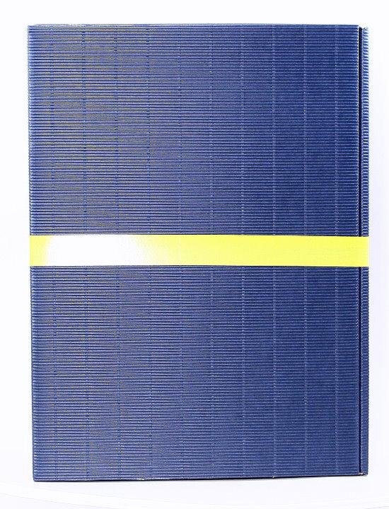 3er Präsentkarton blau