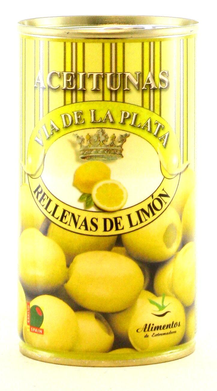 Olivas Rellenas de Limon - Oliven mit Limone