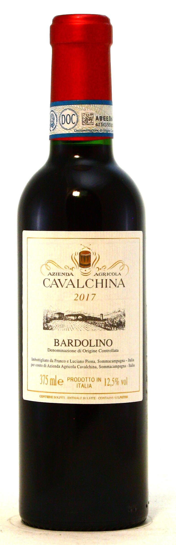 Bardolino, Azienda Agricola Cavalchina, halbe Flasche