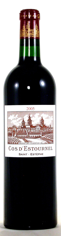 2005 Château Cos d'Estournel, Saint-Estephe Bordeaux