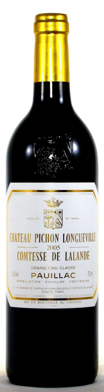 2005 Château Pichon Comtesse de Lalande, Pauillac, Médoc Bordeaux