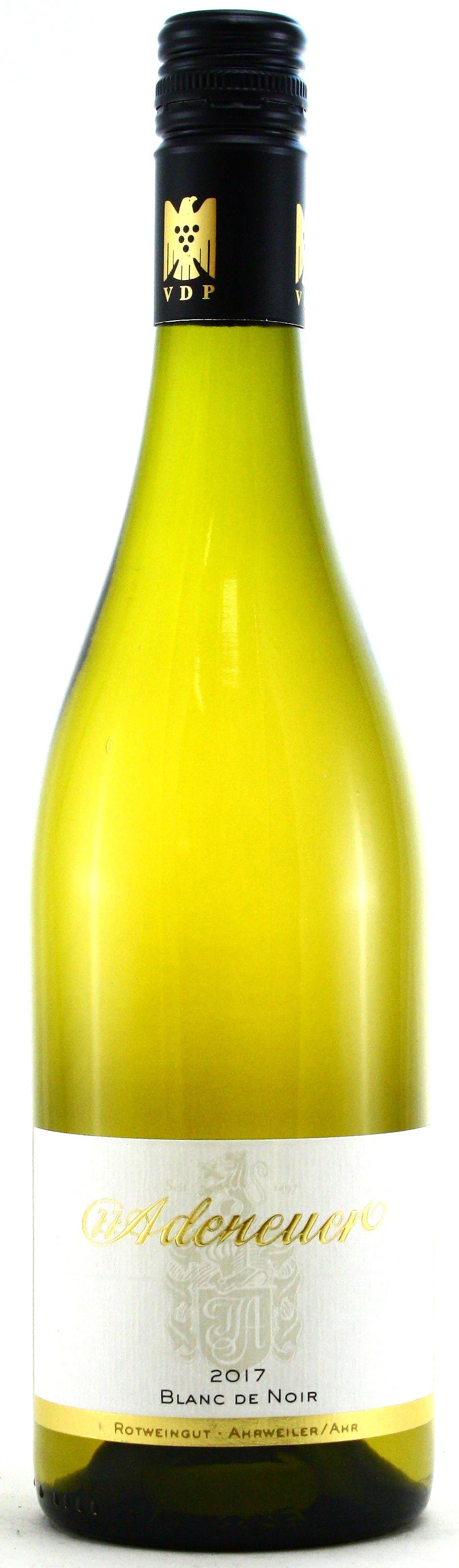 Blanc de Noir aus Spätburgunder, Weingut Adeneuer