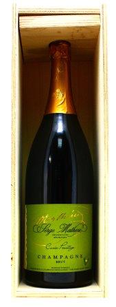 Doppel Magnum Champagner Cuvée Prestige Serge Mathieu