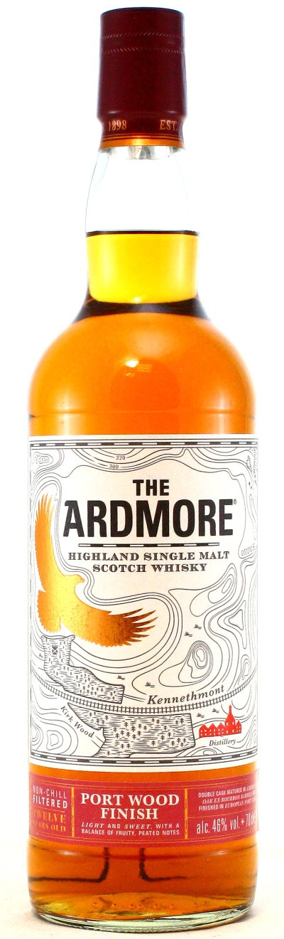 Ardmore 12 Years, Portwood Finish