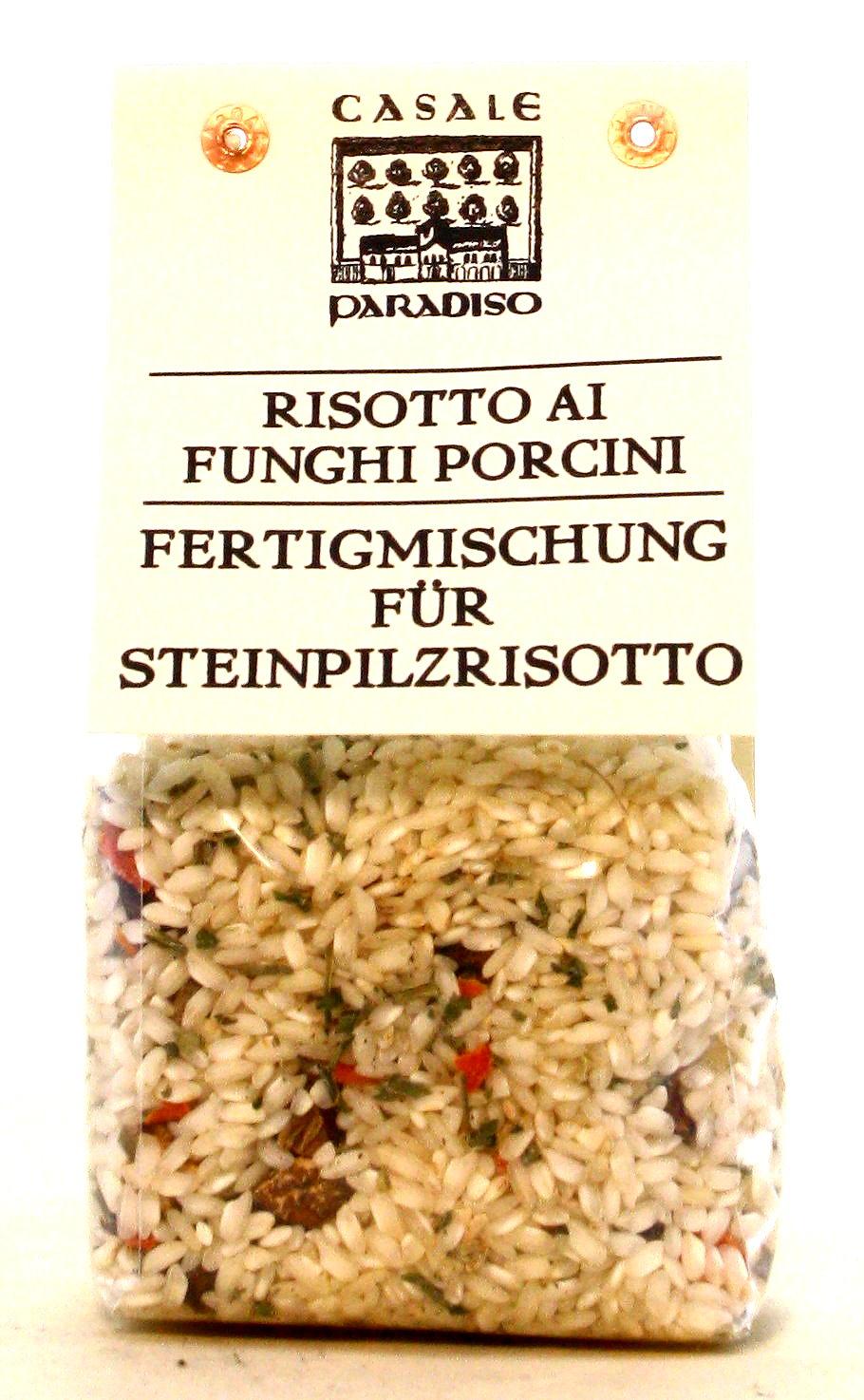Risotto ai Funghi Porcini - Steinpilzrisotto