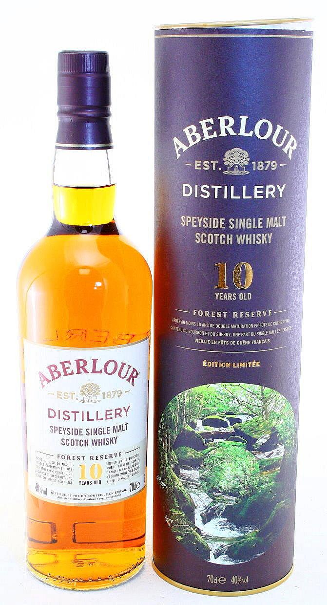 Aberlour 10 Years Forest Reserve, Single Malt Whisky, Schottland