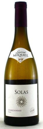 Solas Chardonnay, Laurent Miquel, Languedoc