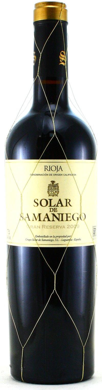Solar de Samaniego Rioja Gran Reserva, Bodegas Alavesas