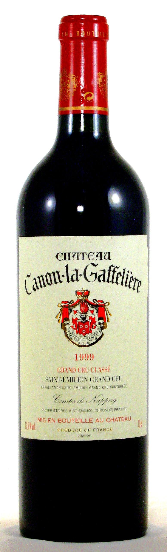 1999 Château Canon la Gaffelière, Saint-Emilion Bordeaux