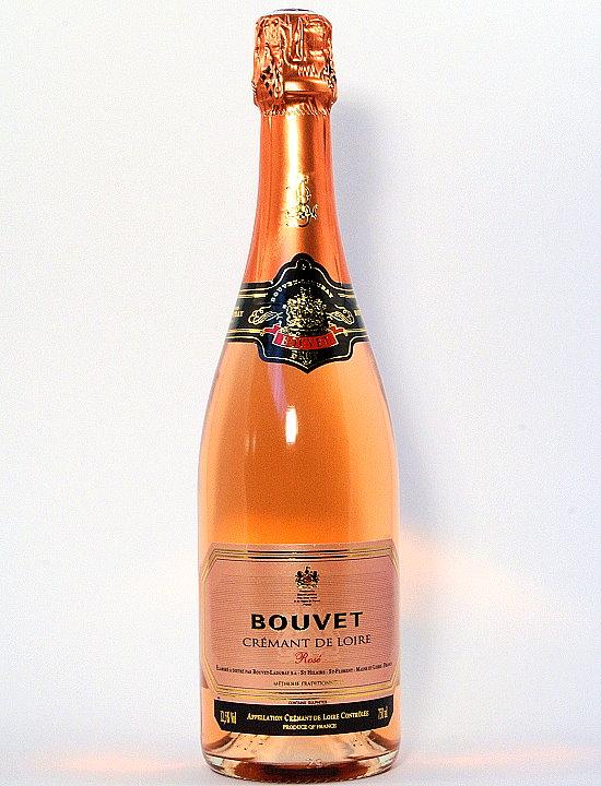 Crémant de Loire Rosé, Bouvet