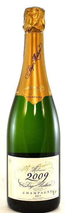 Champagner Millesime 2009 Serge Mathieu