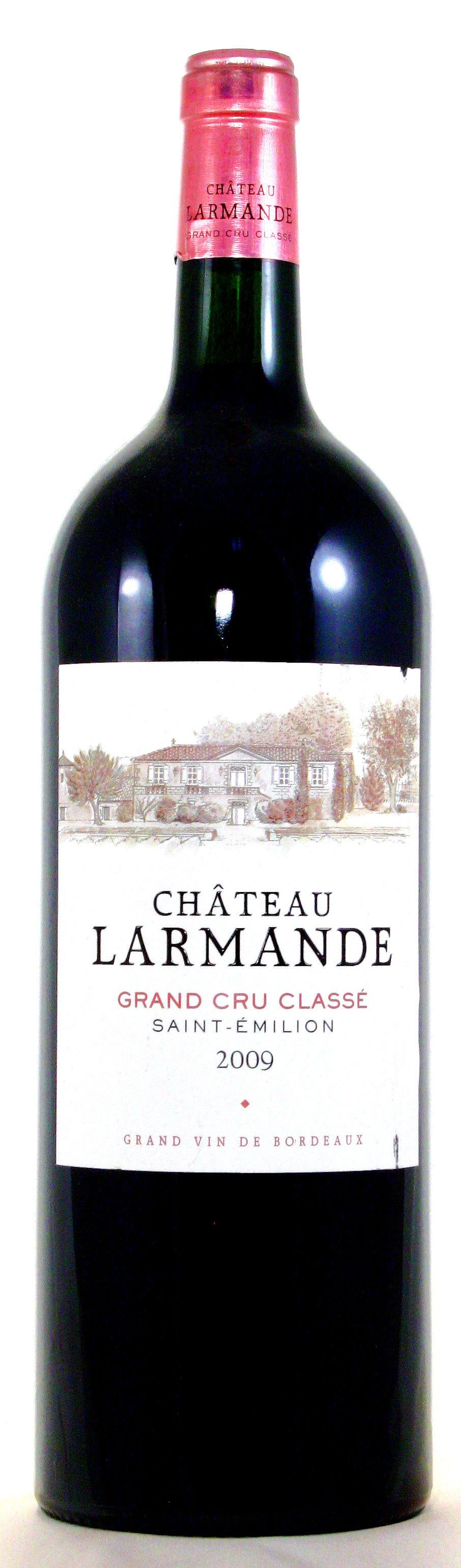 2009 Château Larmande MAGNUM, Saint-Emilion Bordeaux