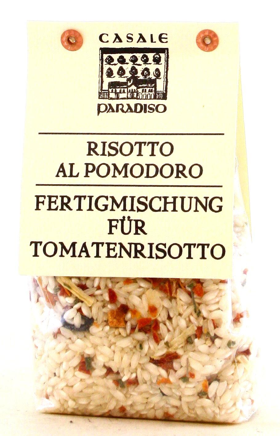 Risotto ai Pomodoro - Tomatenrisotto