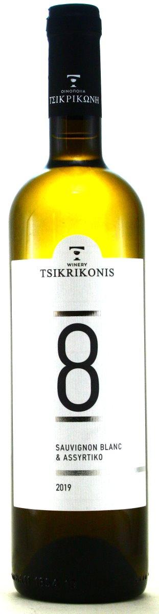 """""""8"""", Kavala,Tsikrikonis Winery"""