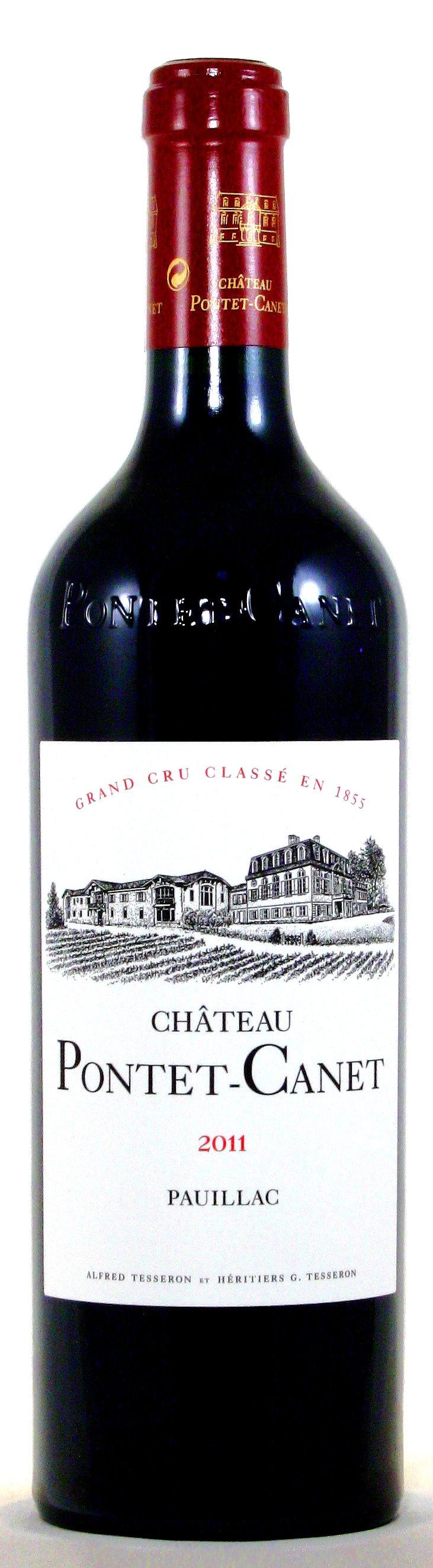 2011 Château Pontet-Canet, Pauillac Grand Cru Classé, Bordeaux