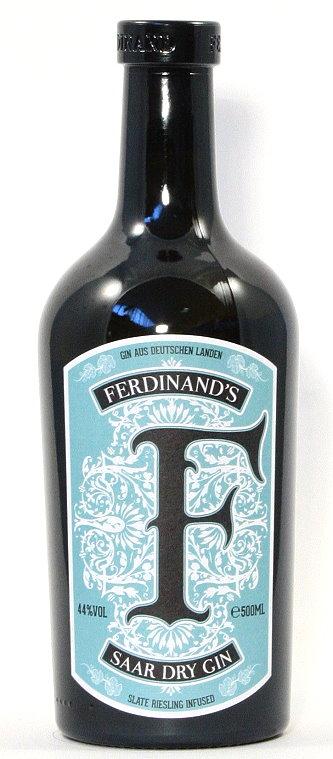 Ferdinand's Saar Riesling infused Gin, Deutschland,