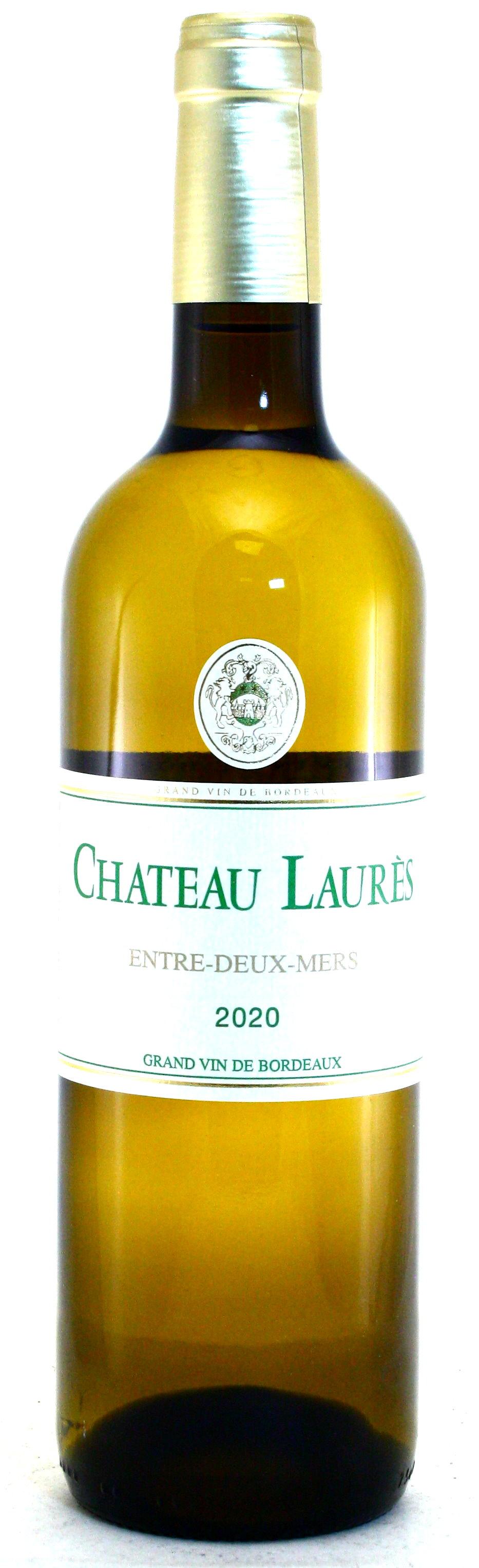 2020 Château Laurès, Bordeaux Blanc, Entre-deux-Mers