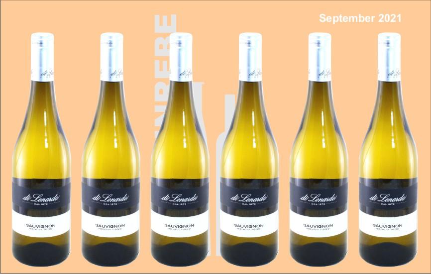 6er Karton 2020 Sauvignon Blanc, di Lenardo, Friaul/Italien