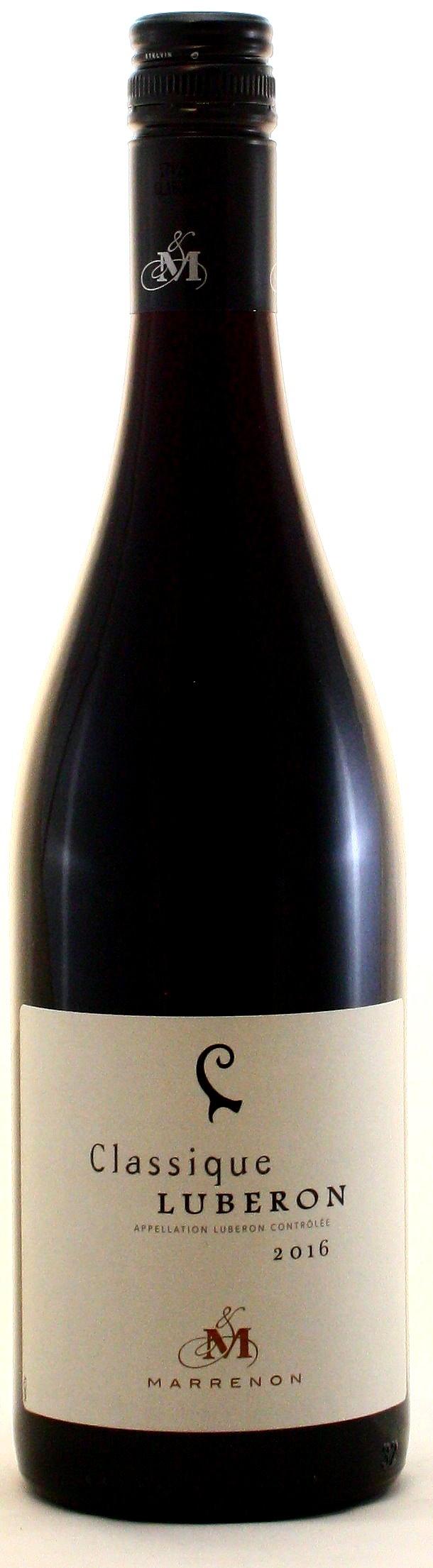 Luberon Classique Rouge, Côtes du Luberon AOC, Marrenon