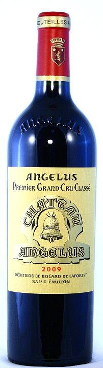 2009 Château Angelus, Saint-Emilion Bordeaux