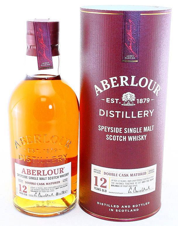 Aberlour 12 Years Double Cask Matured, Single Malt Whisky, Schottland