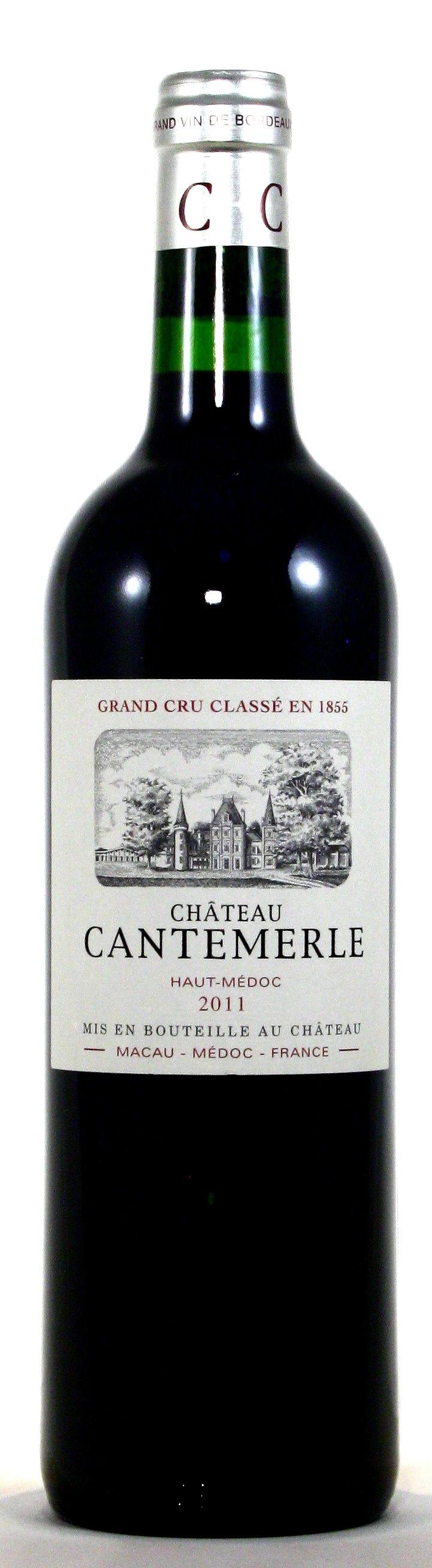2008 Château Cantemerle, Médoc - Bordeaux