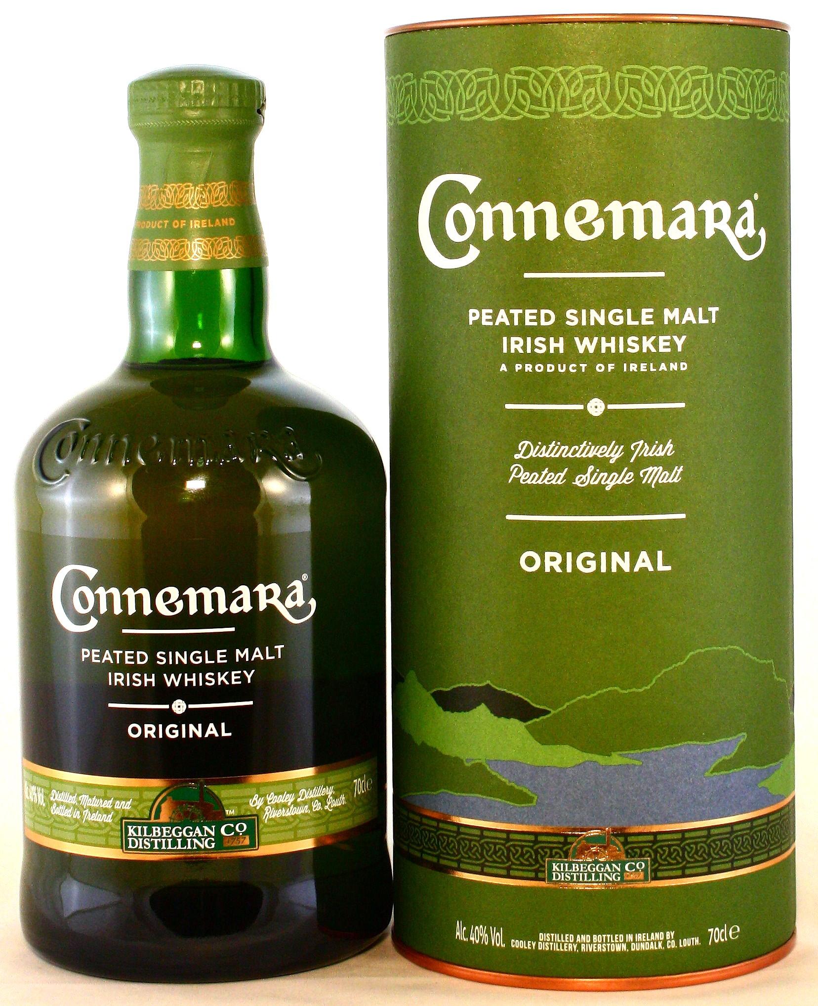 Connemara Peated Malt
