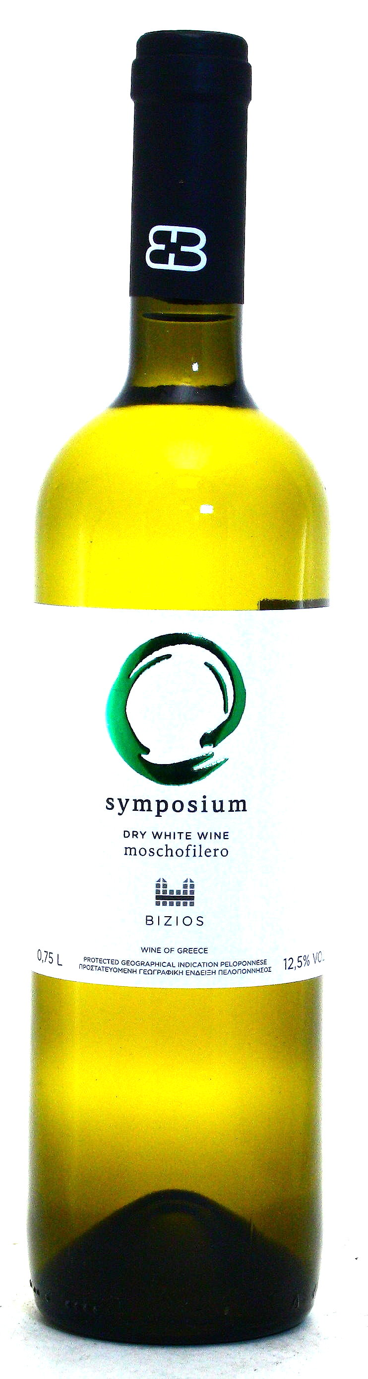Symposium white,  Weißwein trocken, Griechenland, Bizios Estate
