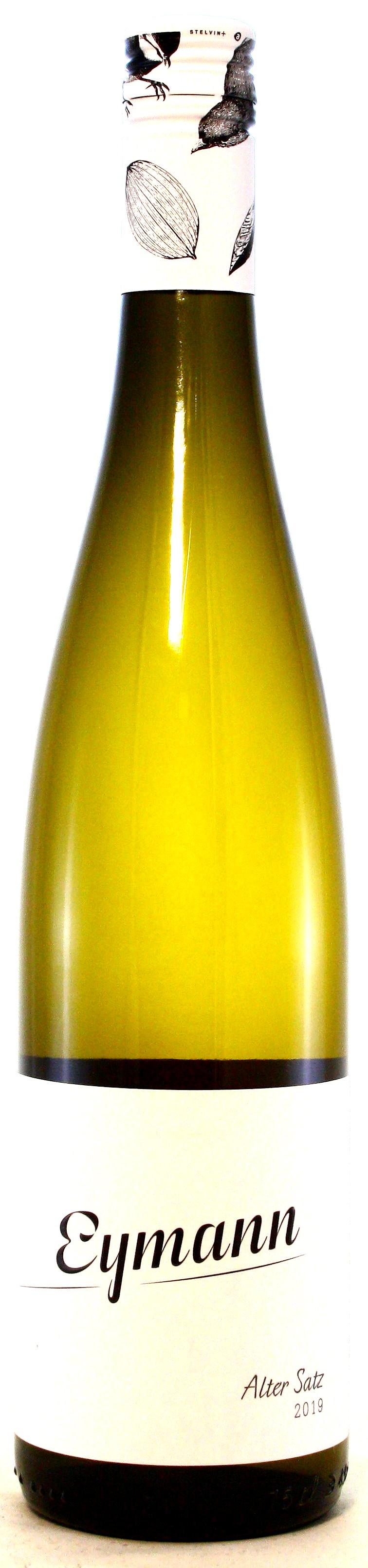 Alter Satz, Weißwein Cuvée trocken,  Weingut Eymann