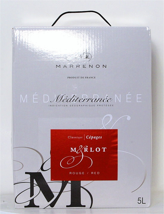 Merlot, Bag-in-Box