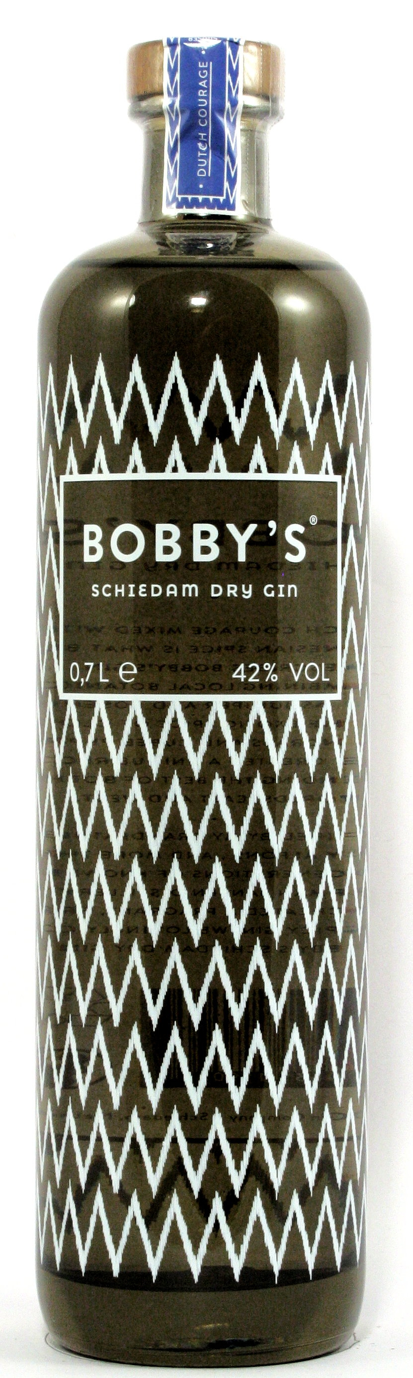 Bobby's Dry Gin, Holland