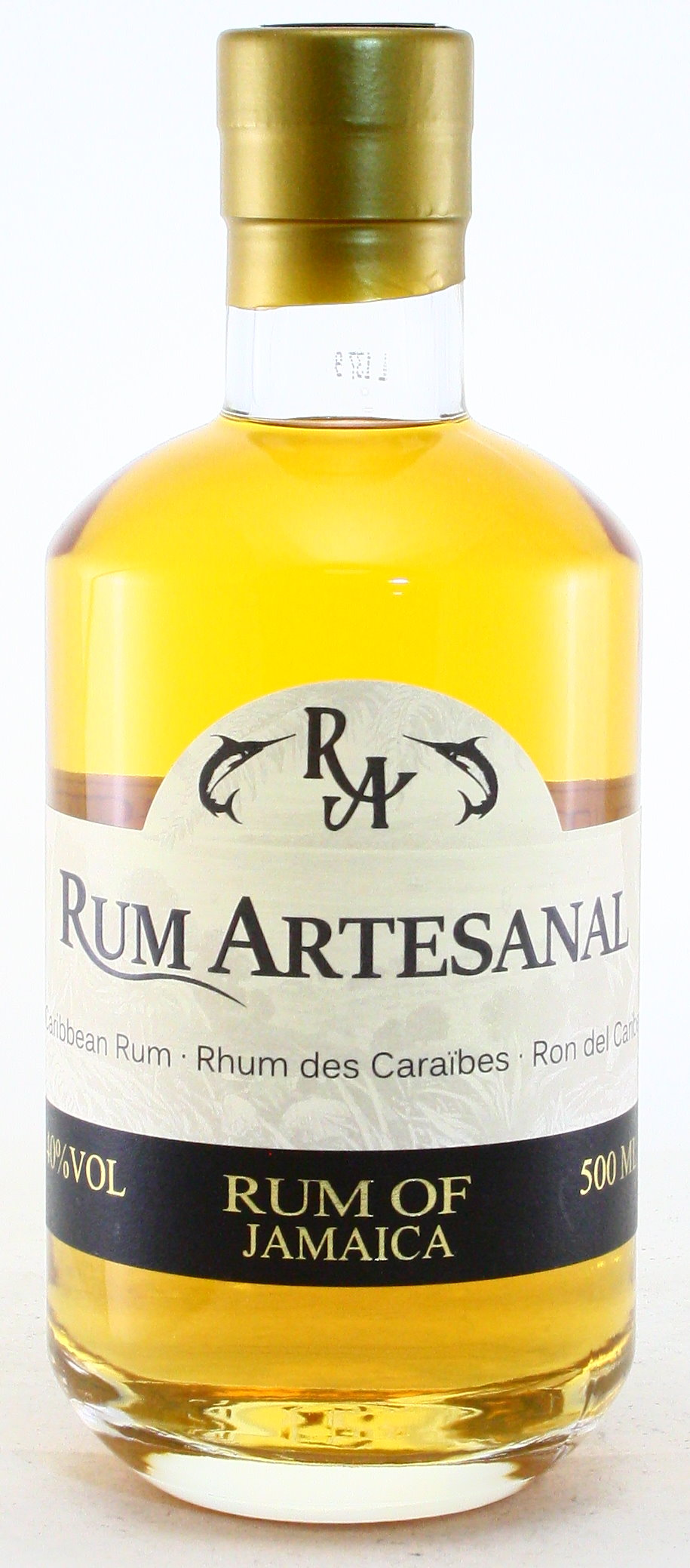 500 ml Rum of Jamaica, Rum Artesanal Jamaika