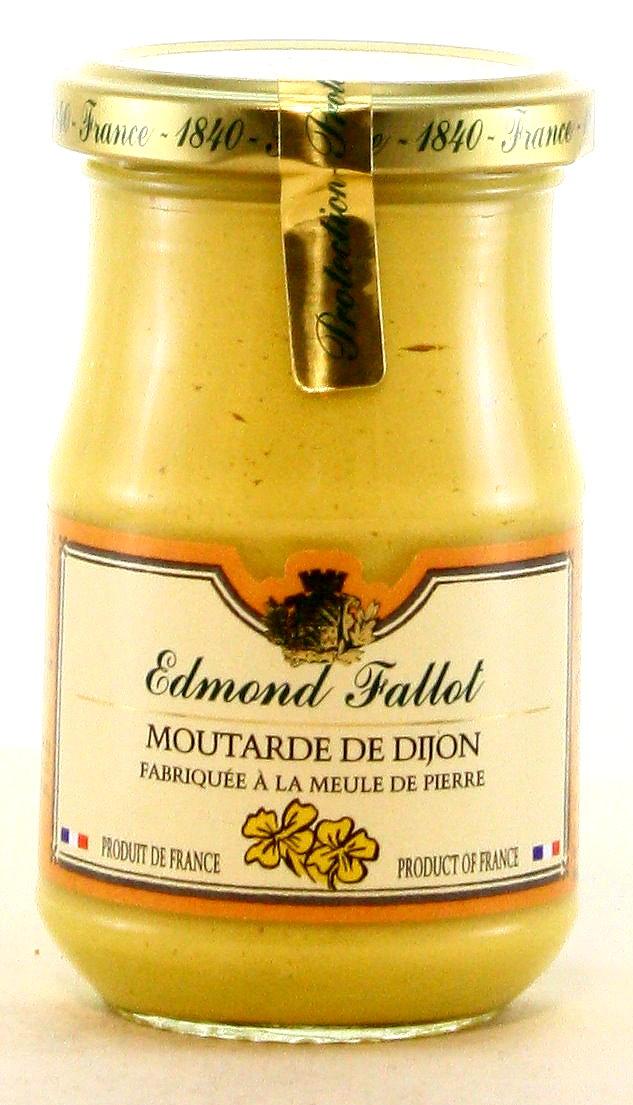 Moutarde de Dijon - Dijon-Senf