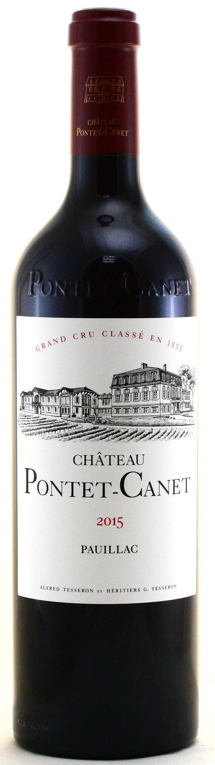 2015 Château Pontet-Canet, Pauillac Grand Cru Classé, Bordeaux
