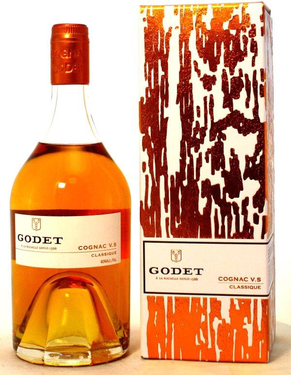 Cognac Godet V.S. Classique