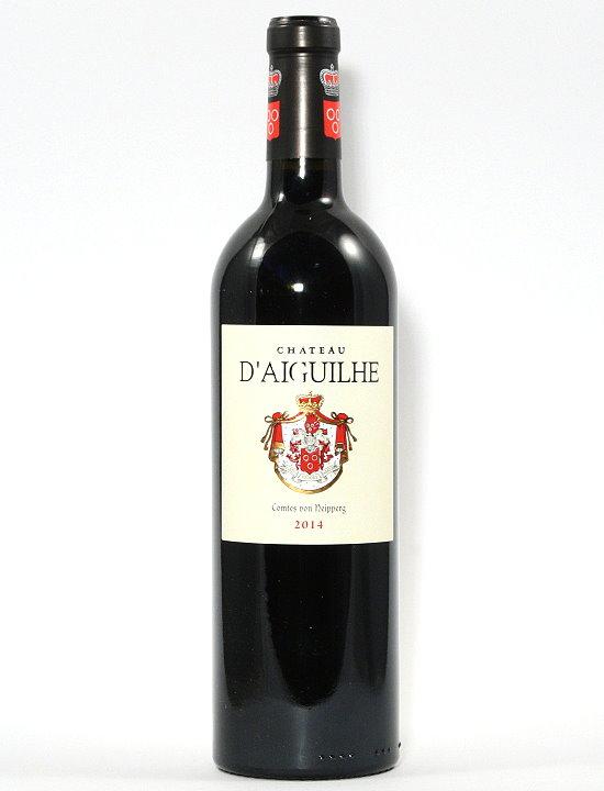Château d'Aiguilhe, Côtes de Castillon Bordeaux