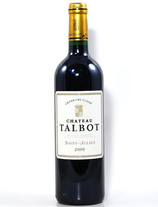 2009 Château Talbot, 4. Grand Cru Classé, Saint Julien, Médoc Bordeaux