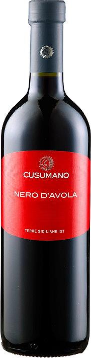Nero d'Avola Cusumano, Rosso di Sicilia