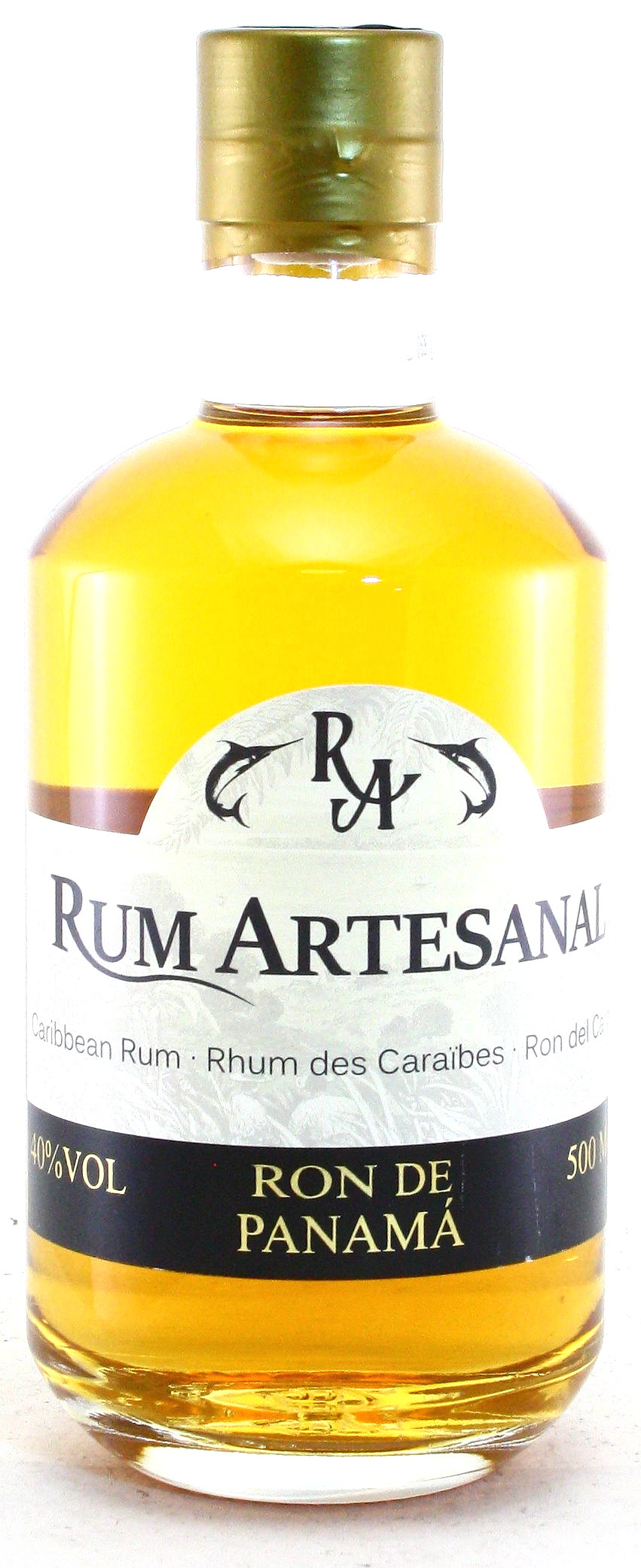 500 ml Ron de Panama, Rum Artesanal Panama