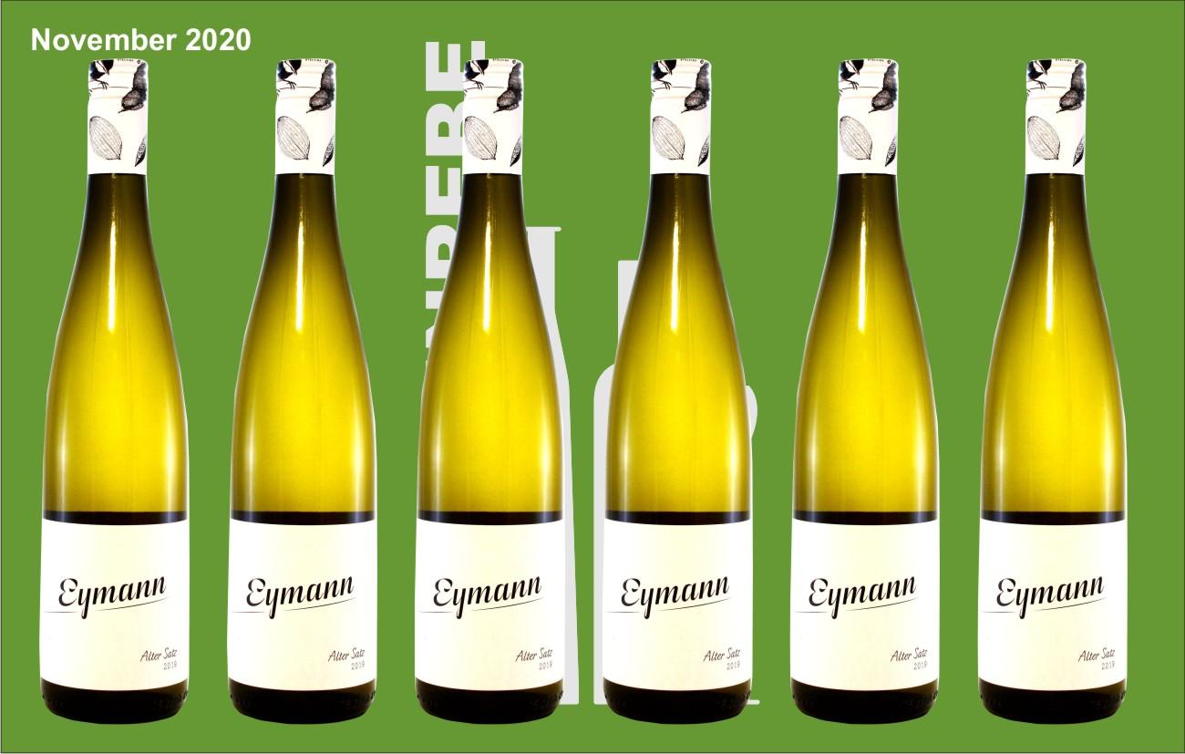 6er Alter Satz, Weißwein Cuvée trocken,  Weingut Eymann